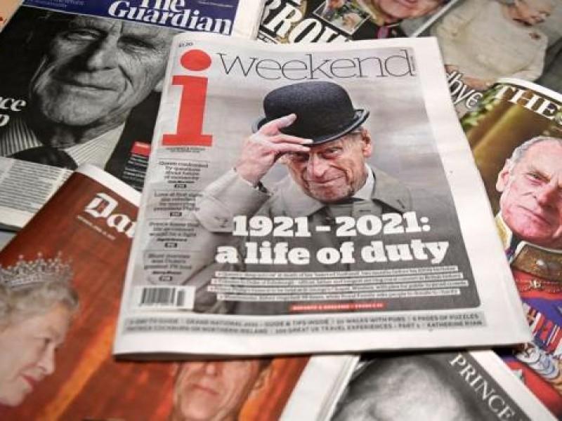 Semana de luto por la muerte del príncipe Felipe