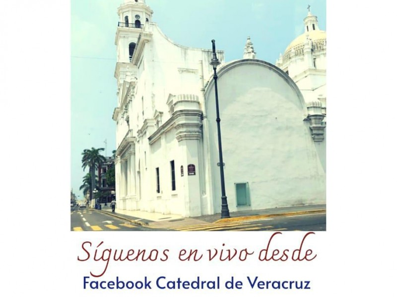 Semana Santa se transmitirá por Facebook por contingencia