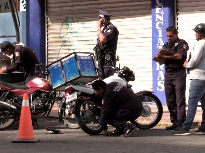 SEMOVI amenaza con endurecer medidas contra motociclistas