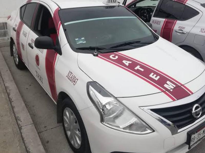 SEMOVI espera padrón de mil taxis tipo