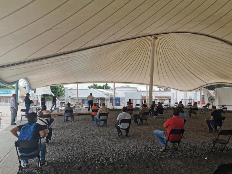 SEMOVI expide 300 licencias diarias en el recinto ferial