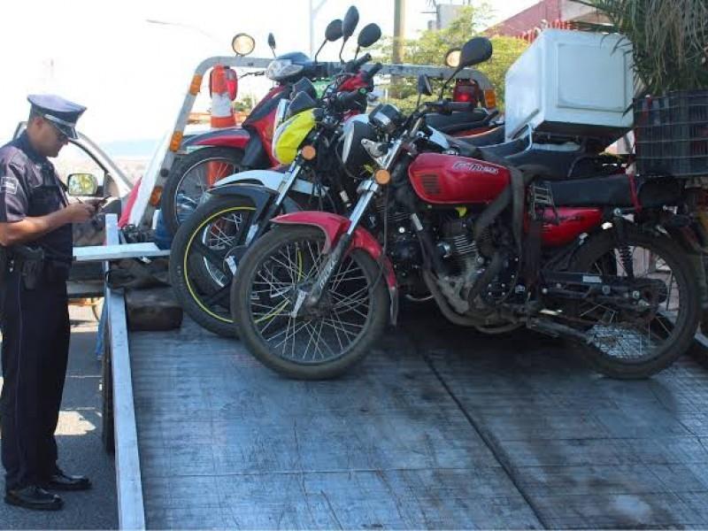 SEMOVI lleva 35 infracciones a motociclistas
