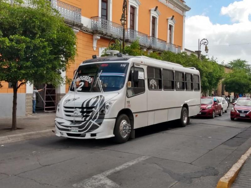 SEMOVI propone horarios nocturnos para transporte público