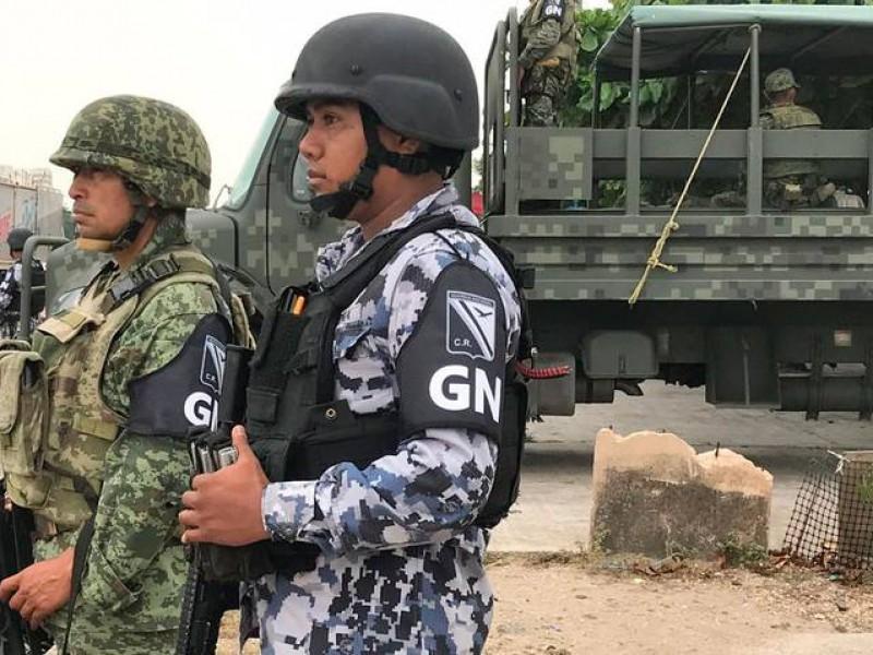Senado aprueba la Guardia Nacional