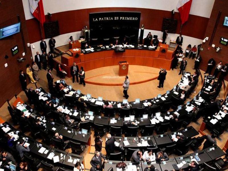 Senado avala en lo general reforma constitucional al Poder Judicial