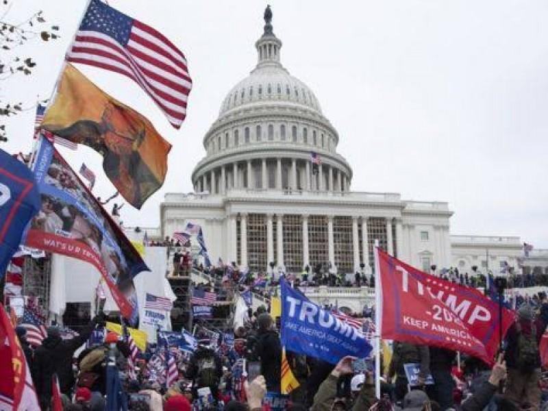 Senado de EU recula, no llamará a testigos contra Trump
