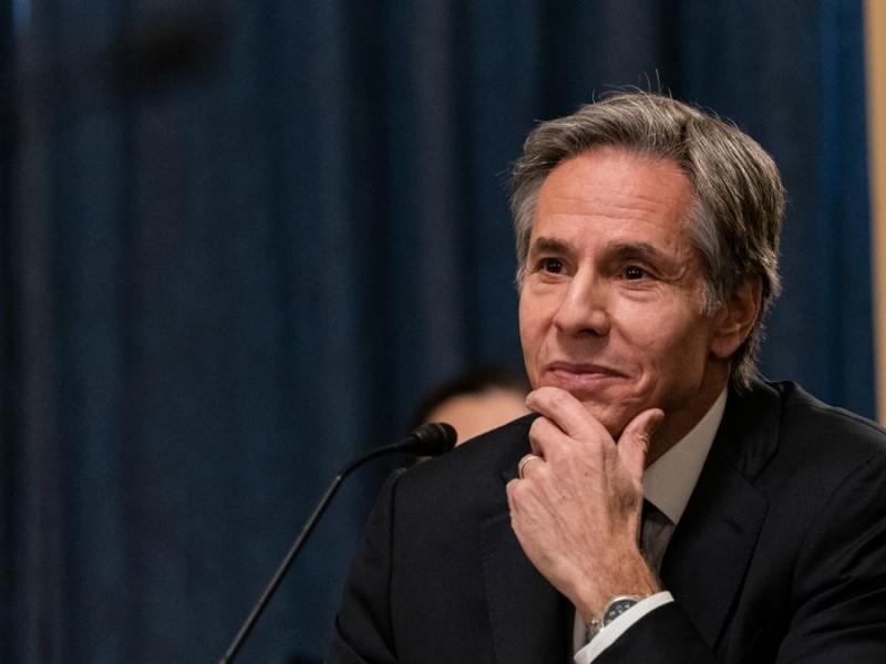 Senado estadounidense confirma a Blinken como Secretario de Estado