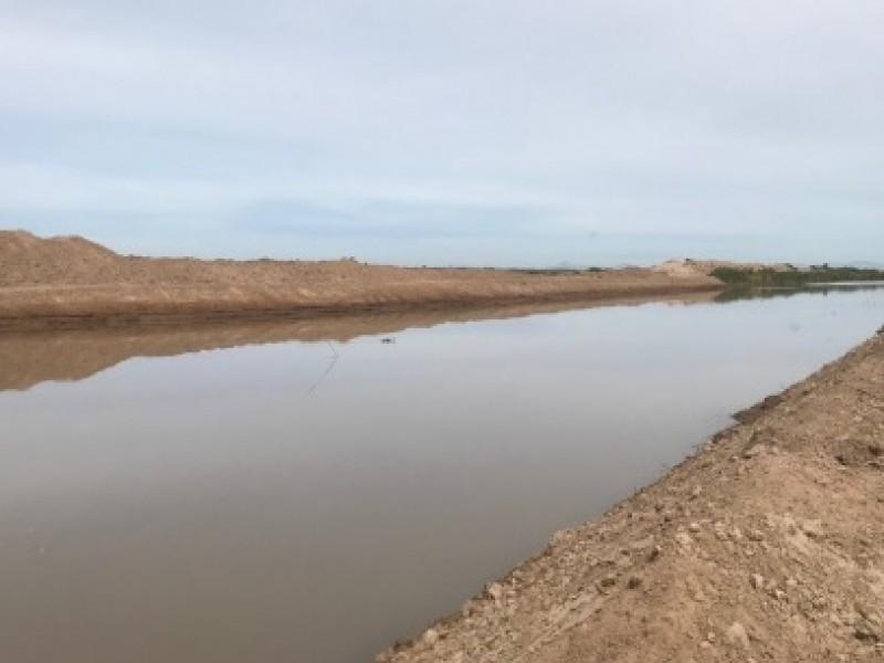 Senador pide a CONAGUA concluir obras pluviales en Ahome
