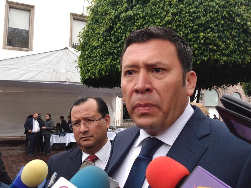 Senador teme por su seguridad en Querétaro