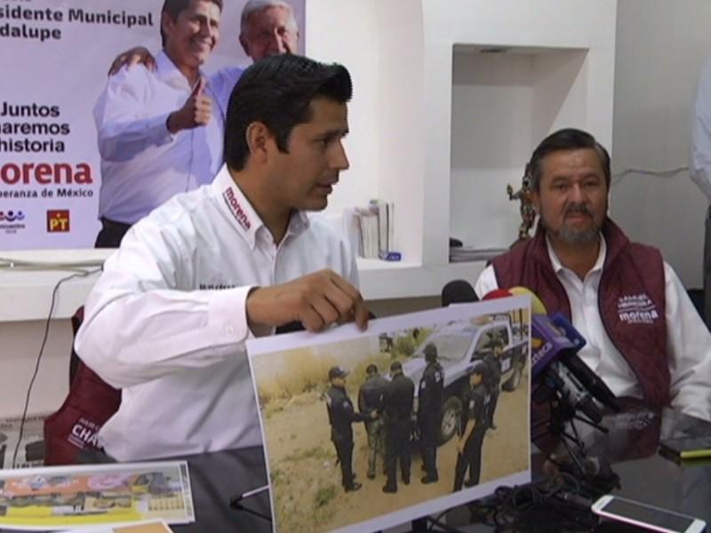 Señala Chávez a servidores públicos por dádivas