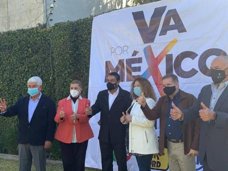 Señala coalición PAN-PRI-PRD delitos electorales durante comicios en Jalisco