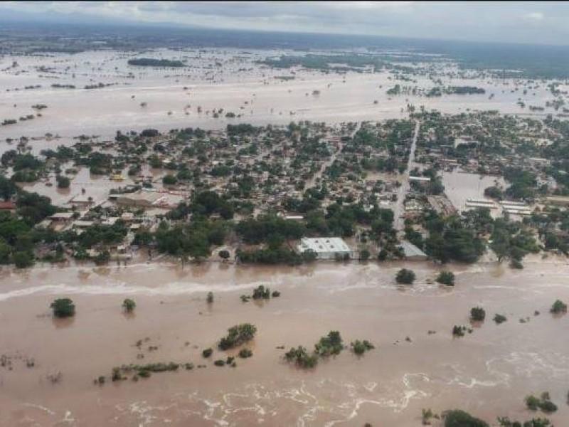 Señala Gobierno Federal nula prevención de desastres en estados costeros