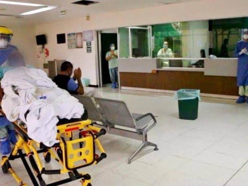 Señalan a Nayarit entre 3 estados con mayor ocupación hospitalaria