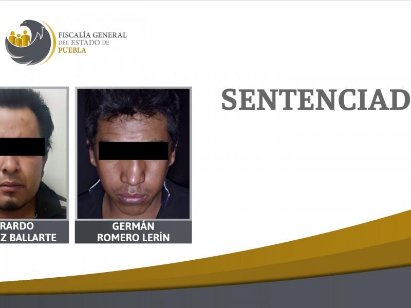 Sentencian por 120 años a dos secuestradores de un estudiante