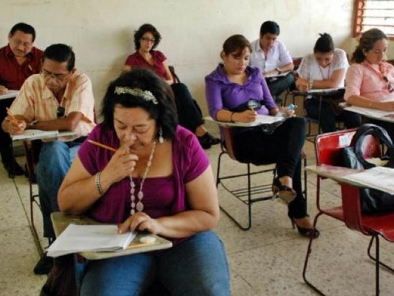 SEP suspende la evaluación docente
