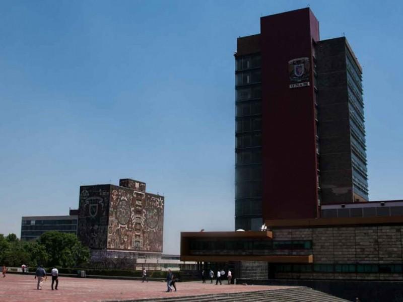 SEP, UNAM y UAM suspenden actividades por contingencia