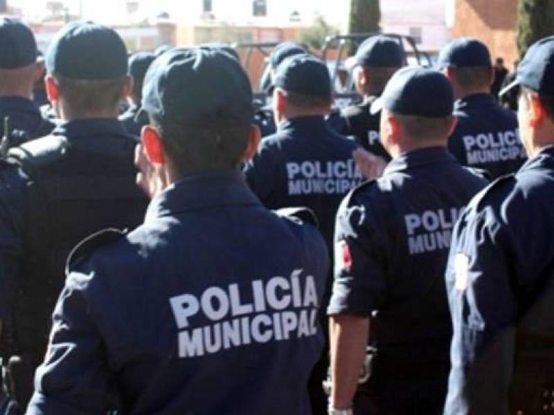 Separan Ayuntamiento a 35 policías en Guaymas