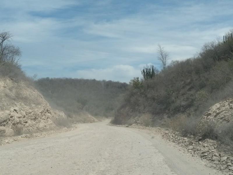 Sequía alcanza niveles preocupantes en Sinaloa
