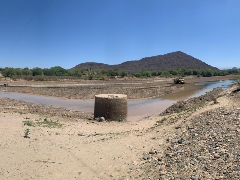 Sequía complicará regreso a clases en Choix