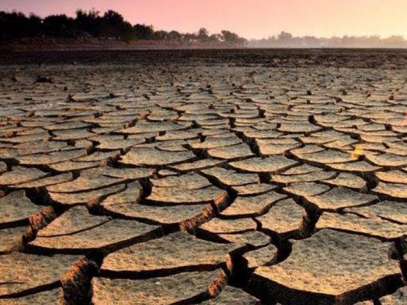 Sequía que inició en 2020 se ha extendido este 2021