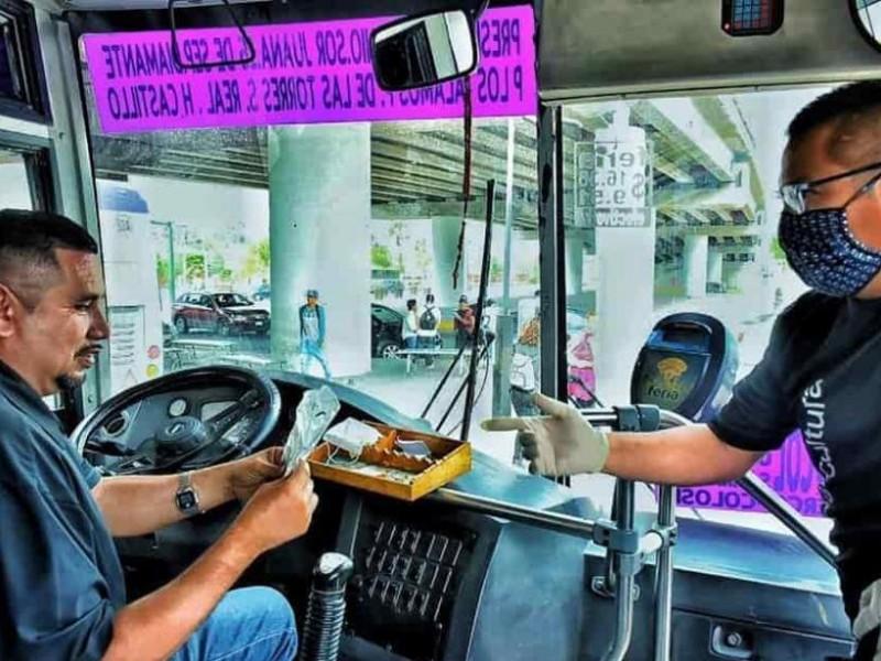 Será obligatorio cubrebocas en comercios y transporte público: CCIJ