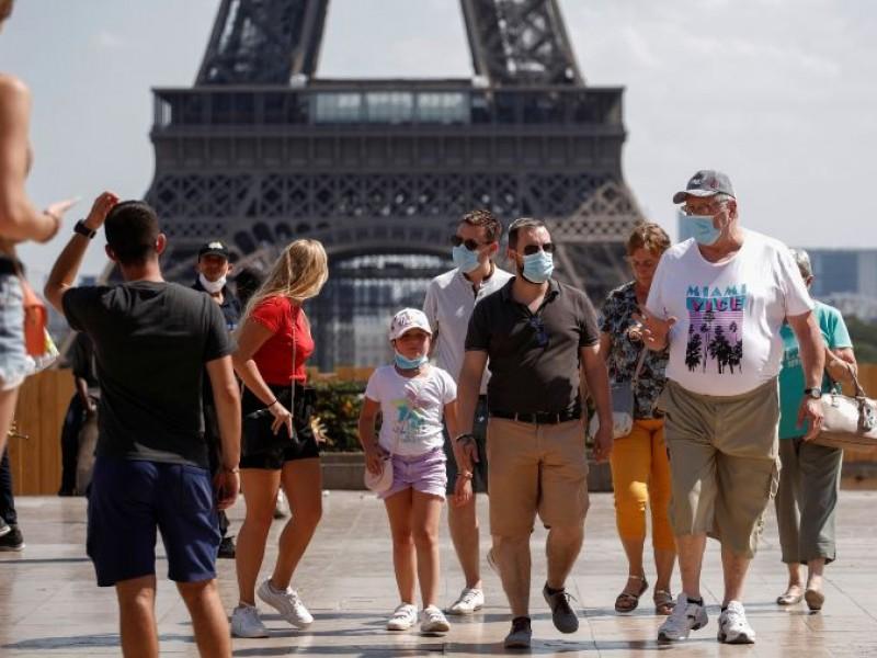 Será obligatorio uso de cubrebocas en escuelas de Francia