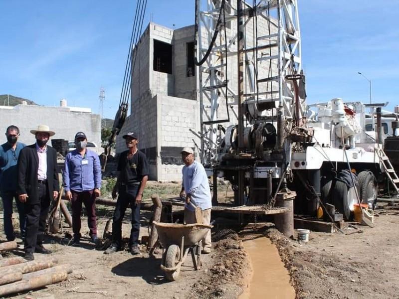 Serán beneficiadas 35 zonas de Tepic con equipamiento de Acuaférico-Norte
