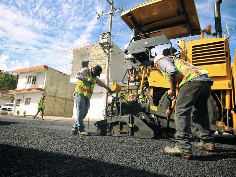 Serán rehabilitadas vialidades de 50 cuadras de Tepic
