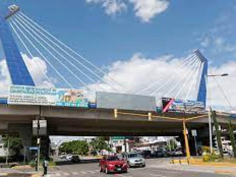 Serán reparados 22 puentes vehiculares de Puebla