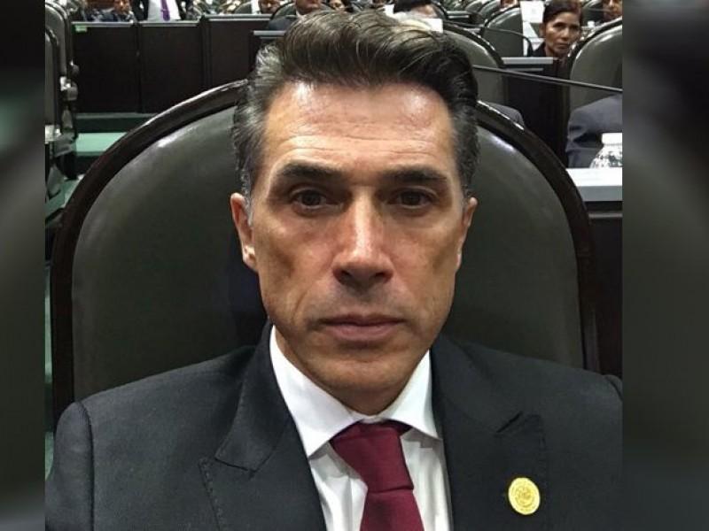 Sergio Mayer encabezará la Comisión de Cultura