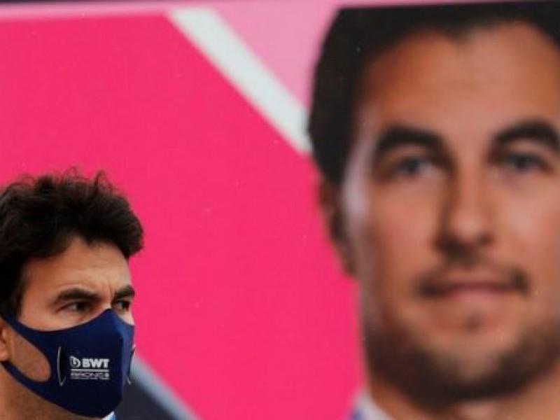 Sergio Pérez se pierde su segunda carrera por coronavirus