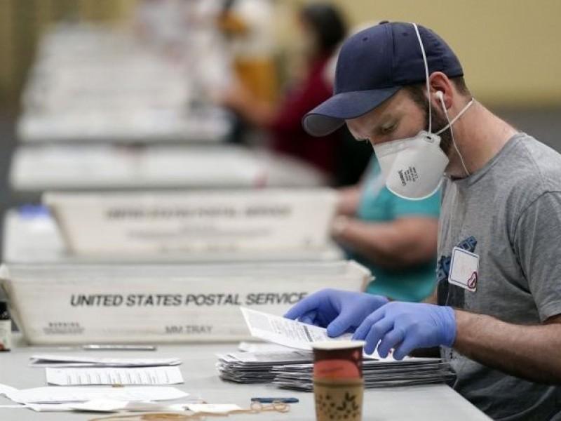 Servicio Postal encuentra votos
