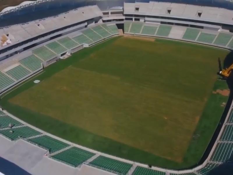 Servicios Públicos llegan primero alrededores de Estadio de Fútbol