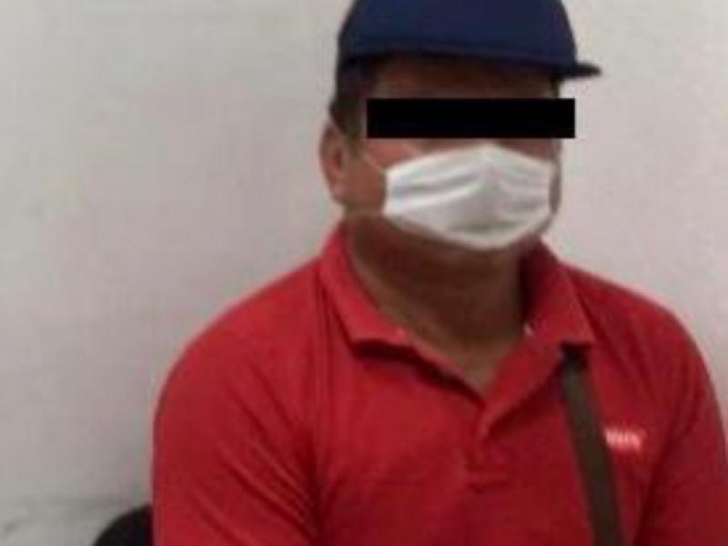Servidor público ofrece disculpas por agresión a enfermera