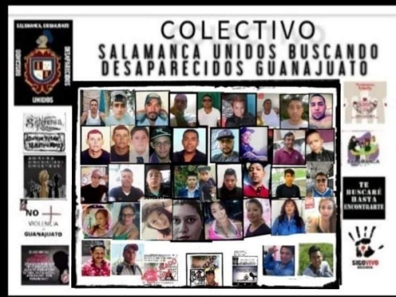📹Sesenta familias buscan a sus familiares desaparecidos