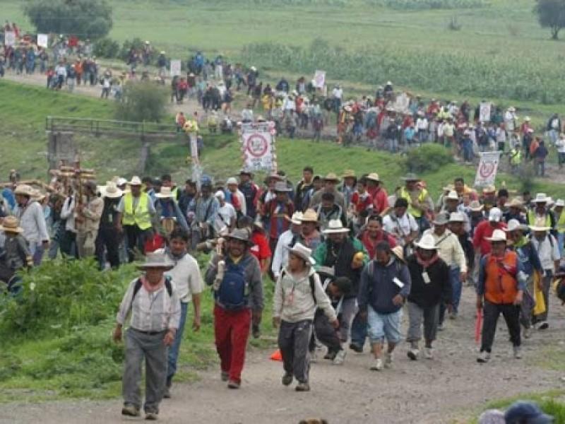 SESEQ no hará acompañamiento si peregrinos van al Tepeyac