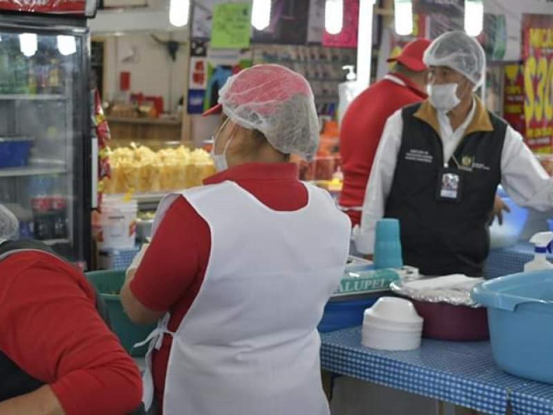 SESEQ realiza revisiones en la Feria Ganadera