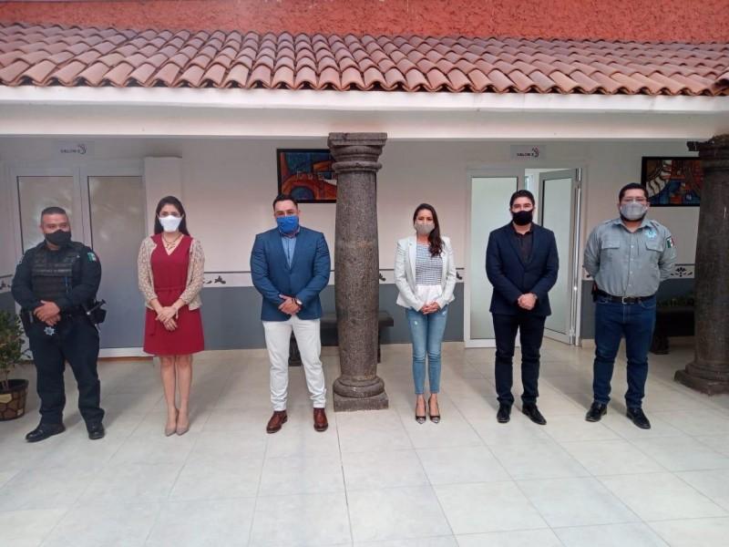 Sesiona consejo de Honor y Justicia en Pedro Escobedo