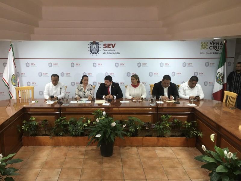 SEV confirma suspensión de clases y medidas contra coronavirus