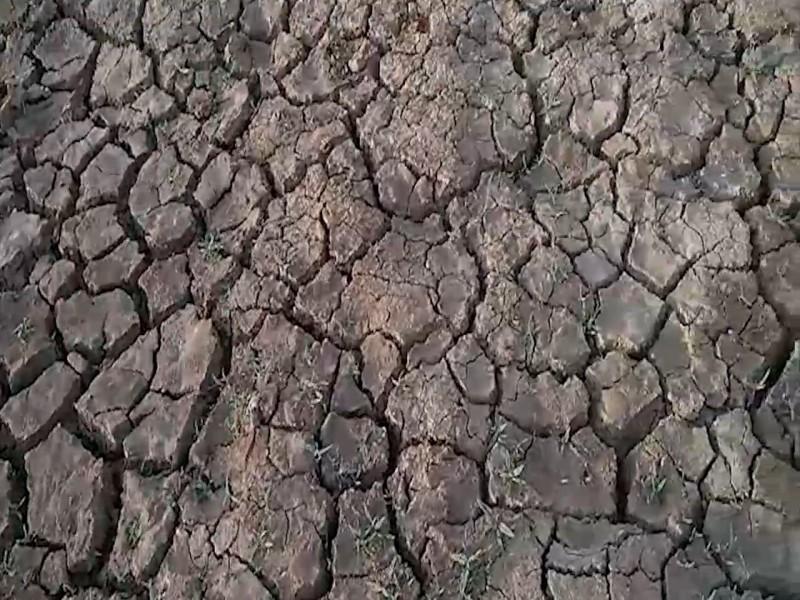Severa crisis de agua en la frontera