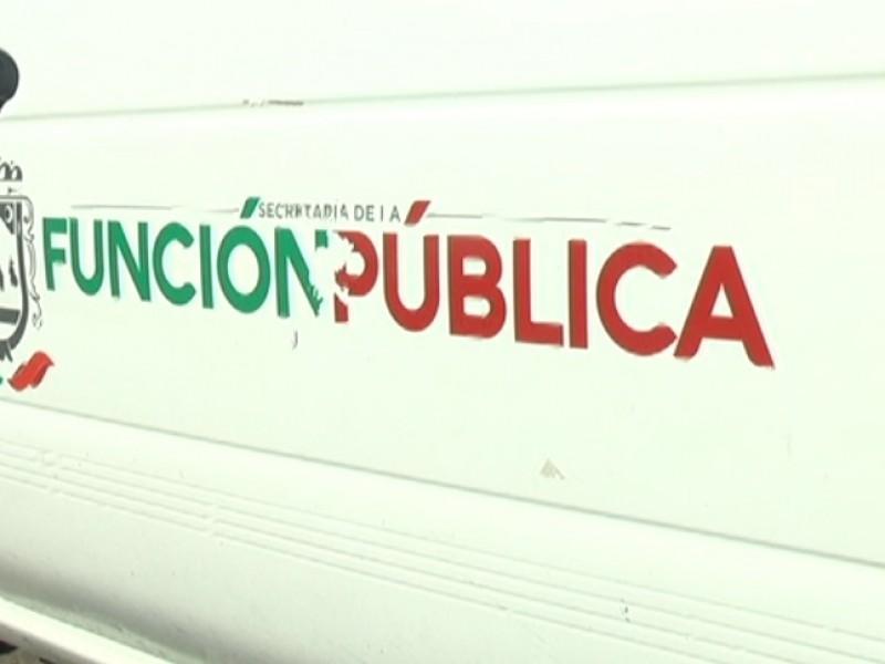 SFP detectó 58 vehículos oficiales circulando durante vacaciones