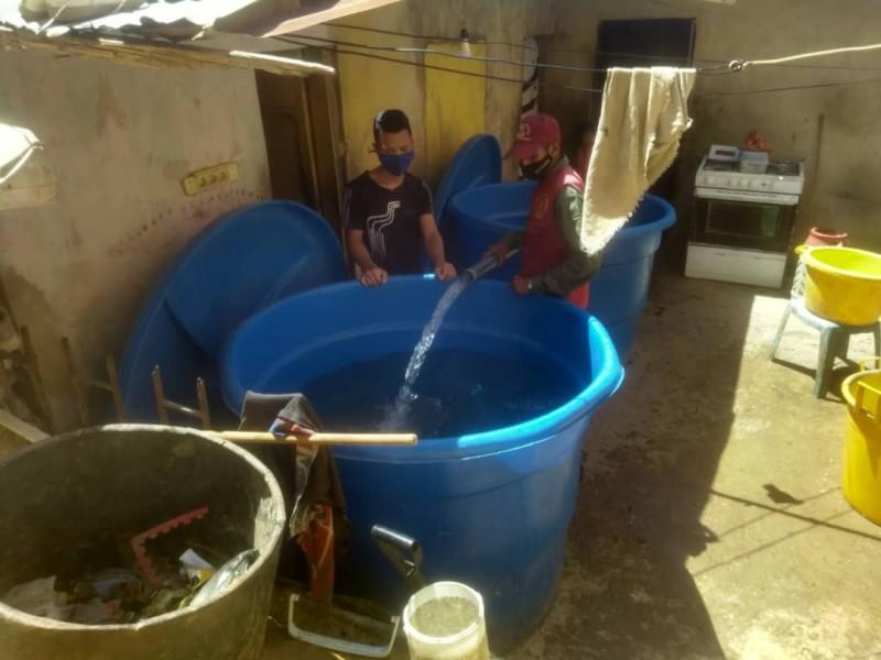 SFR, uno de los municipios con suficiente abastecimiento de agua