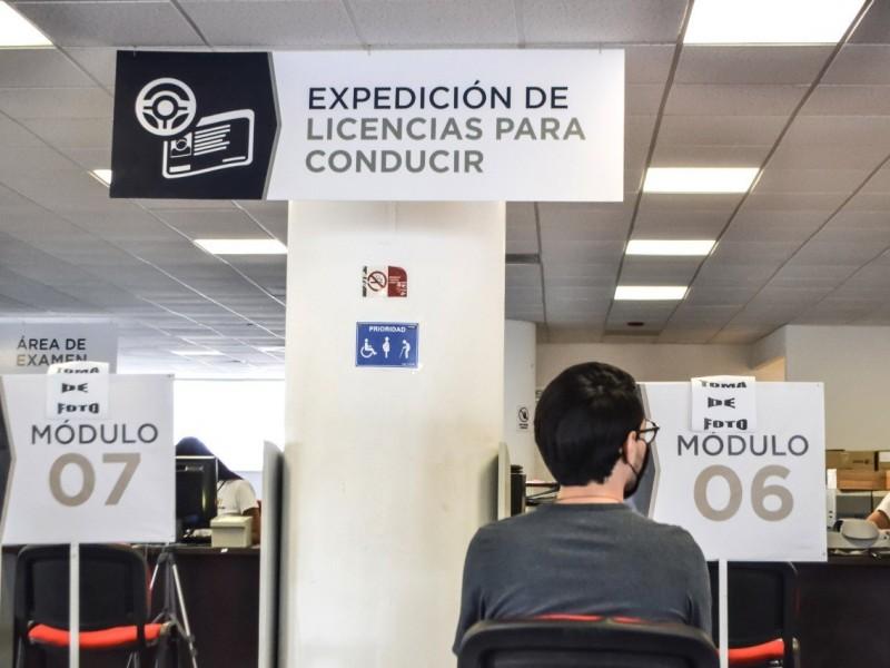 SH, única facultada para expedir licencias de manejo