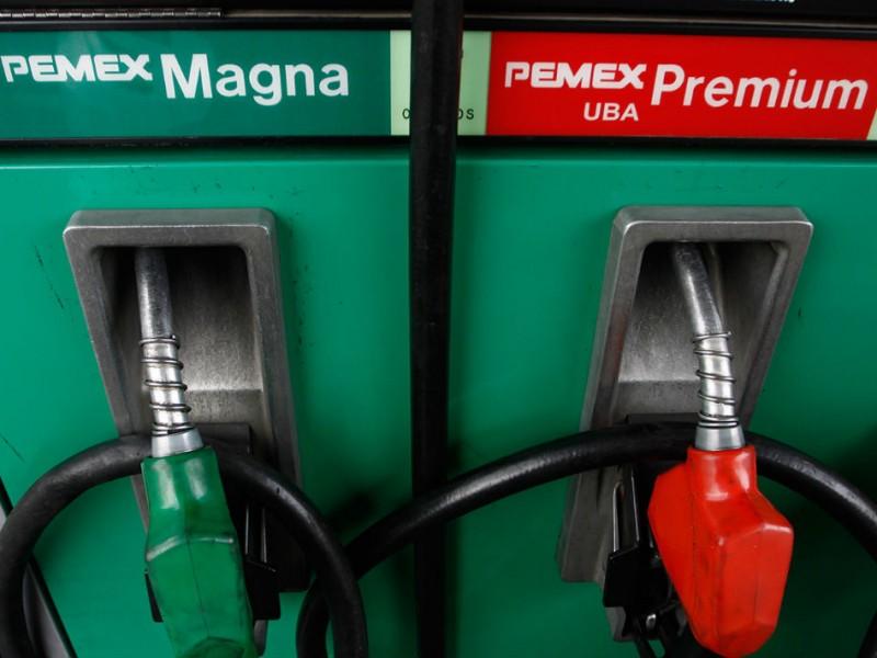 SHCP deja sin estímulo fiscal a gasolina Premium