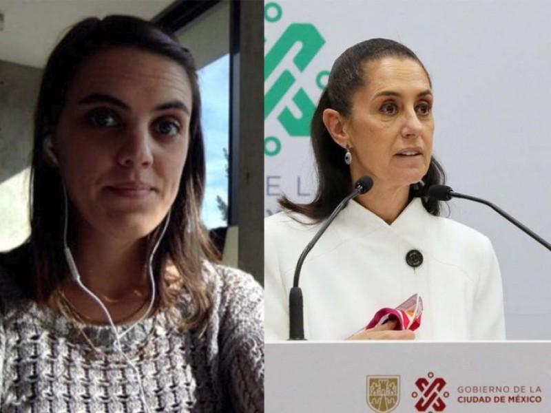 Sheinbaum condena ataques a su hija por beca de Conacyt