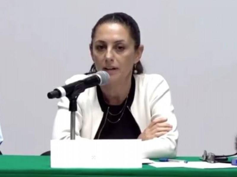 Prepara Sheinbaum encuentro con mujeres tras manifestaciones violentas