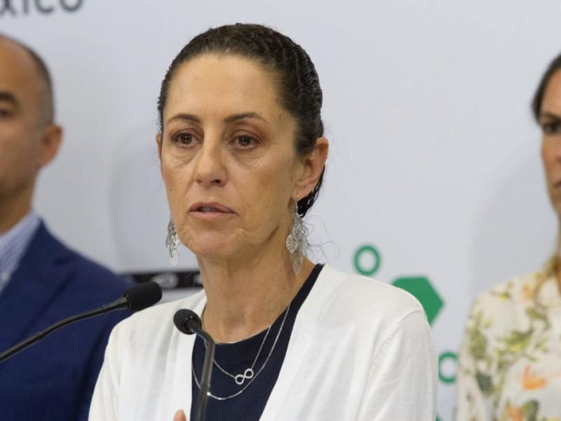 Sheinbaum pide justicia en caso Rébsamen