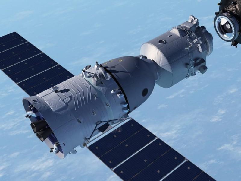 Shenzhou 12 se acopla a la estación orbital de China