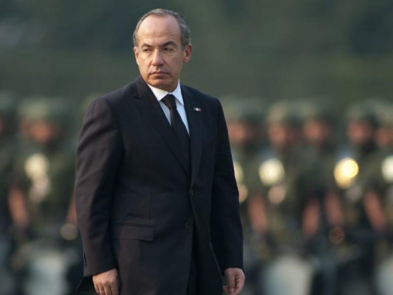 Si existen pruebas, no es necesaria la consulta: Felipe Calderón