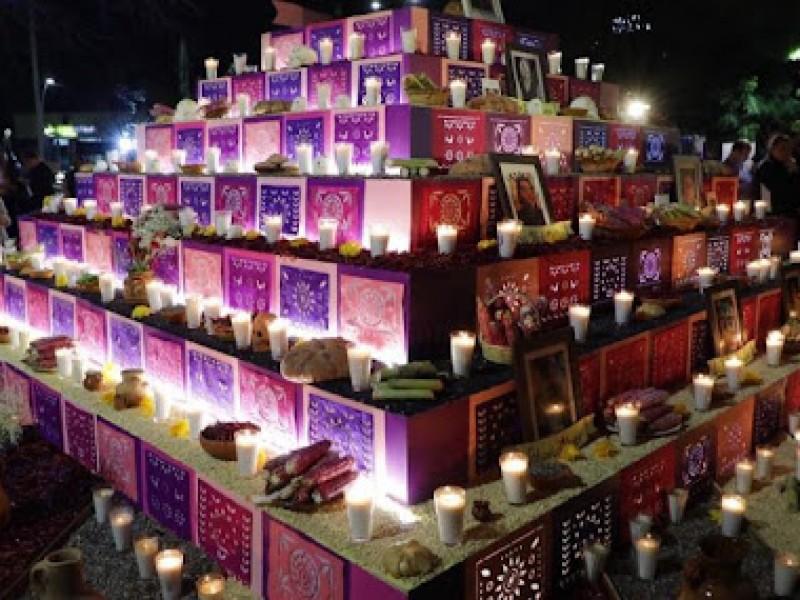Sí habrá festival de día de muertos en el centro